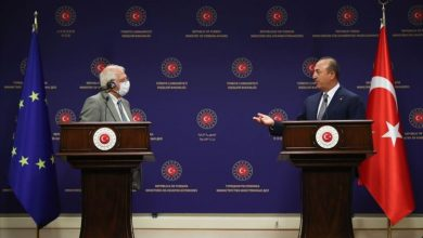 Photo of خلافات كبيرة بين الاتحاد الأوروبي وتركيا يبحثها بوريل في انقرة