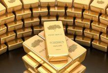 Photo of الذهب ينزل من ذروة 8 أعوام بعد بيانات أميركية إيجابية