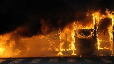 Photo of 13 قتيلاً على الأقل بانفجار في مركز طبي في طهران