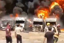 Photo of انفجار بإقليم كرمان شاه في غرب إيران ولا أنباء عن إصابات