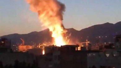Photo of إيران: انفجار في مصنع جنوب طهران يؤدي الى مقتل شخصين