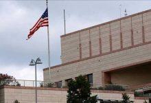 Photo of صاروخ كاتيوشا يستهدف السفارة الأميركية في بغداد