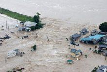 Photo of فيضانات اليابان تودي بـ50 شخصاً وعناصر الإنقاذ «يسابقون الزمن»