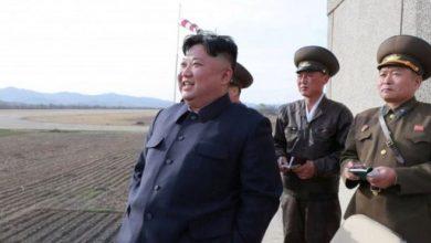 Photo of الزعيم الكوري الشمالي يعتبر قوة الردع النووية تبعد الحروب