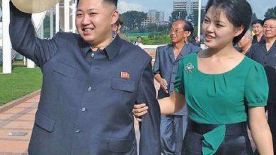 Photo of صور «مهينة» لزوجة كيم اغضبت كوريا الشمالية