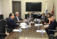 Photo of اجتماع في وزارة المال لضبط أسعار السلع الغذائية المستوردة