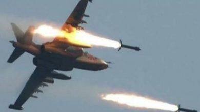 Photo of طائرات تقصف قاعدة الوطية الجوية في ليبيا واستهداف منظومات دفاع جوي تركية