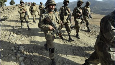 Photo of مقتل أربعة جنود باكستانيين في اشتباك مع مسلحين