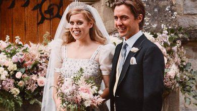 Photo of قصر بكنغهام ينشر تفاصيل زواج الأميرة البريطانية بياتريس «السري»