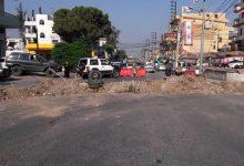 Photo of قطع طريق عام حلبا – عكار احتجاجاً على مذكرة توقيف ناشطين