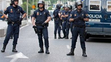 Photo of شرطة إسبانيا تعتقل جزائريين كانا يجهزان لهجوم ارهابي