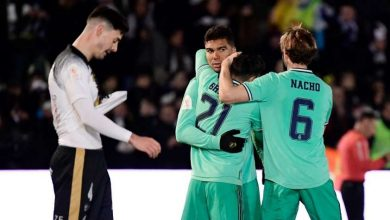 Photo of بطولة إسبانيا: ريال على بعد فوز من إزاحة برشلونة عن العرش