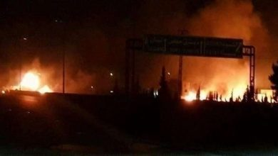 Photo of مقتل خمسة مقاتلين موالين لايران في غارات اسرائيلية على جنوب دمشق