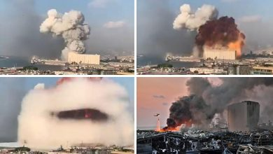 Photo of من دون تعليق… بيروت تبكي