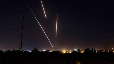 Photo of غارات اسرائيلية على أهداف لحركة حماس في غزة