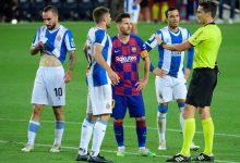 Photo of بطولة إسبانيا: إسبانيول يطالب بإلغاء الهبوط وسط الفوضى الحاصلة في الدرجة الثانية