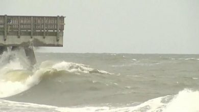 Photo of الإعصار ايساياس يضرب ولاية نورث كارولاينا الأميركية