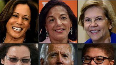 Photo of لائحة المرشحات المحتملات لمنصب نائب الرئيس الأميركي بانتظار قرار بايدن