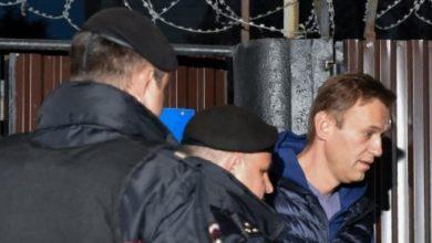 Photo of ألمانيا تدعو إلى «الافراج فوراً» عن المعارض الروسي أليكسي نافالني
