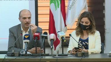 Photo of وزيرا الصحة والاعلام اطلقا المنصة الوطنية للتسجيل للقاح