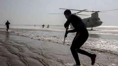 Photo of قوات خاصة إيرانية تبدأ تدريبات قرب مدخل الخليج