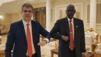 Photo of وفد اسرائيلي برئاسة وزير المخابرات يزور السودان