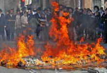 Photo of تجدد المواجهات بين اليهود المتشددين والشرطة الإسرائيلية واعتقال 14 شخصاً
