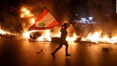 Photo of 45 جريحاً حصيلة المواجهات بين محتجين وقوات الأمن في شمال لبنان