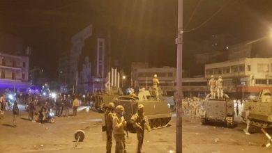 Photo of 30 جريحاً في مواجهات بين قوى الامن ومحتجين في طرابلس