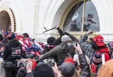 Photo of 150 شخصاً اتهموا بالتورّط في الهجوم على الكونغرس