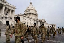 Photo of تهديدات تبقي الحرس الوطني في واشنطن حتى منتصف آذار