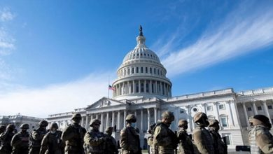 Photo of واشنطن محصنة.. و«الدفاع الأميركية»: لا مؤشرات على تهديد داخلي قبل تنصيب بايدن