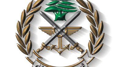 Photo of الجيش: تمارين تدريبية وطيران ليلي في عدد من المناطق و3 خروق معادية