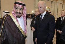 Photo of بايدن يعتزم الاتصال بالعاهل السعودي الأربعاء