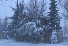 Photo of طرق مقطوعة بالثلوج