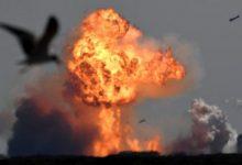 Photo of انفجار نموذج أولي من صاروخ سبايس إكس الفضائي لدى هبوطه