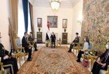 Photo of السيسي وماكنزي يبحثان سبل تعزيز العلاقات الثنائية الدفاعية بين مصر واميركا
