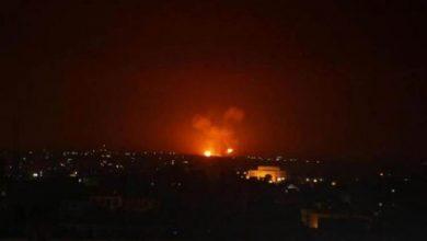 Photo of قتلى في غارات إسرائيلية على مواقع قرب دمشق