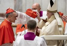 Photo of الكاردينال غامبيتي نائباً عاماً للبابا على حاضرة الفاتيكان