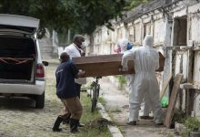 Photo of البرازيل تسجّل حصيلة وفيات يومية قياسية بكورونا تبلغ 1641 وفاة
