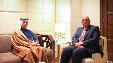 Photo of وزيرا خارجية مصر وقطر يجتمعان في القاهرة بعد انتهاء خلاف