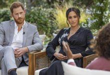 Photo of هاري وزوجته ميغان يتهمان العائلة الملكية بالعنصرية والكذب