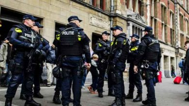 Photo of هولندا: انفجار قرب مركز فحوصات للكشف عن كوفيد-19 ولا اصابات
