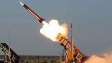Photo of التحالف دمر صاروخاً باليستياً ومسيرة مفخخة اطلقهما الحوثيون صوب جازان وخميس مشيط