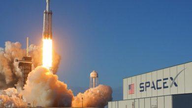 Photo of نموذج أولي من صاروخ سبايس إكس الفضائي ينفجر بعد دقائق من هبوطه