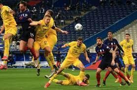 Photo of تصفيات مونديال 2022: فرنسا تستهل مشوار الدفاع عن اللقب بتعادل مخيب أمام أوكرانيا