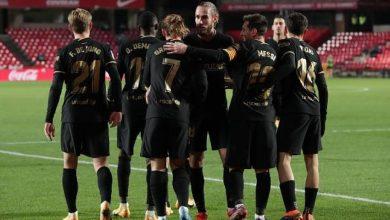 Photo of كأس إسبانيا: برشلونة إلى النهائي بريمونتادا جديدة أمام إشبيلية