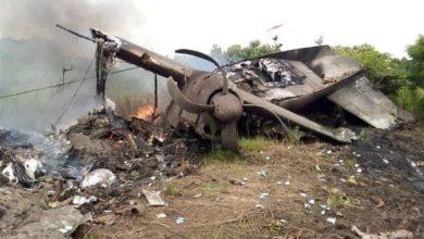 Photo of قتلى في تحطم طائرة في السودان