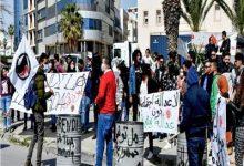 Photo of تونس: وقفة احتجاجية في ميناء سوسة للمطالبة بإرجاع حاوية النفايات الإيطالية
