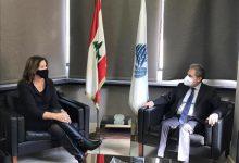 Photo of وزني بحث مع شيا في الاوضاع المالية